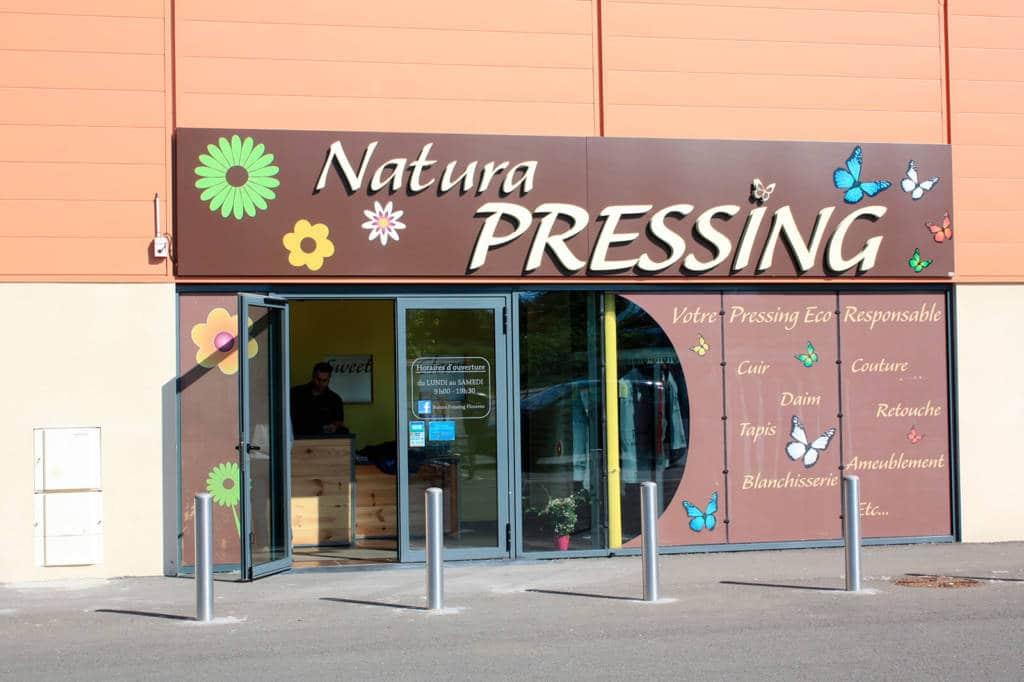 A propos de Natura Pressing