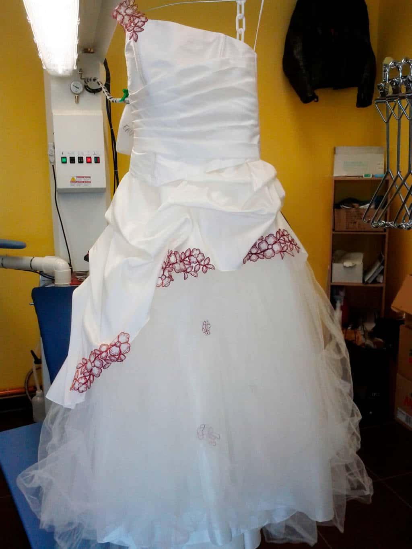Pressing robe de mariee montpellier